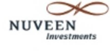 Nuveen Announces Merger for New Jersey Municipal Closed-End Funds