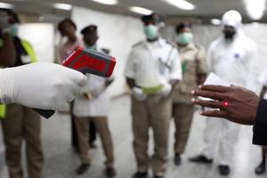 WHO Declares Nigeria's Ebola Outbreak Officially Over
